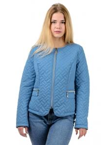 """Весенняя куртка """"Шанель"""", арт.№178, р-ры 46-54 джинс"""