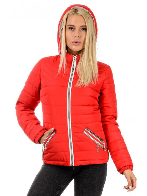 Куртки жіночі осінь-зима   Демісезонне куртка