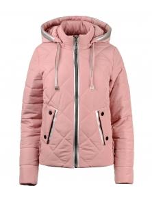"Весенняя куртка ""Клементина"", арт.№196 р-ры 42-48 розовый"