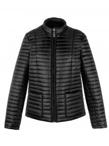 """Демисезонная куртка """"Брук"""", арт.№200, р-ры 50-56 черный"""