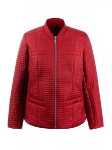 "Демисезонная куртка ""Жаклин"", арт.№203, 50-56 бордо"