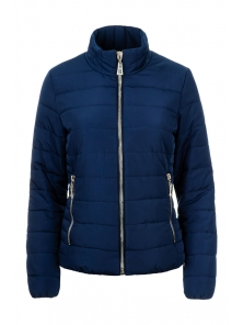 """Демисезонная куртка """"Пэрис"""", арт.№204, 44-50 синий"""