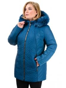Зимняя куртка «Кимберли», р-ры 50-58, №220 м.волна