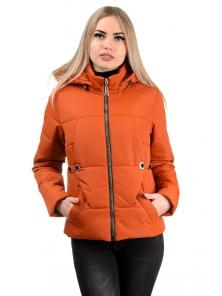 Демисезонная куртка «Каисса», р-ры 42-50, №229 терракот