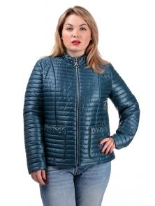 Демисезонная куртка «Вива», р-ры 50-56, №235 м.волна