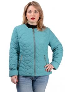 Демисезонная куртка «Юрата», р-ры 50-56, №236 мята