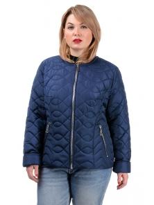 Демисезонная куртка «Юрата», р-ры 50-56, №236 т.синий