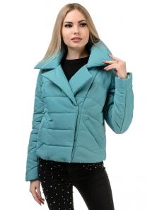 Демисезонная куртка «Ракель», р-ры 42-48, №239 мята
