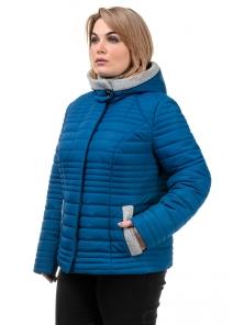 Куртка демисезонная «Дора», р-ры 48-54, №241 м.волна