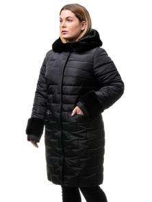 Куртка «Шэйла», 48-56, арт.247 черный