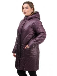 Куртка «Соня», 50-56, арт.255 бордо