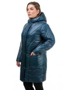 Куртка «Соня», 50-56, арт.255 бутылочный