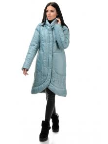 Пальто «Виола», 44-50, арт.256 мята