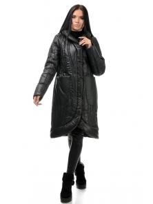 Пальто «Виола», 44-50, арт.256 черный