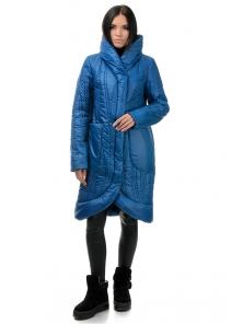 Пальто «Виола», 44-50, арт.256 электрик