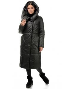 Пальто «Сьюзи»,44-50, арт.257 черный