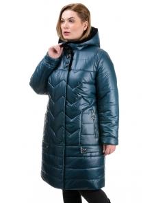 Куртка «Кери», 50-60, арт.259 морская волна