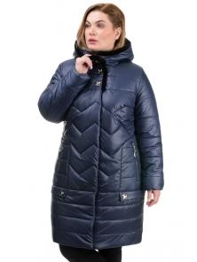 Куртка «Кери», 50-60, арт.259 синий