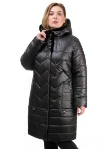 Куртка «Кери», 50-60, арт.259 черный