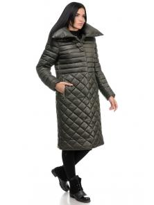 Пальто «Полли», 44-50, арт.261 хаки