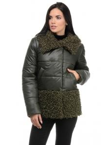 Куртка «Барбара», 44-50, арт.266 хаки
