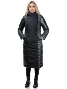 Пальто «Сара», 44-52, арт.276 графит