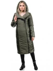 Пальто «Сара», 44-52, арт.276 хаки