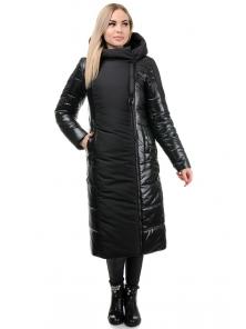 Пальто «Сара», 44-52, арт.276 черный