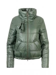 Куртка демисезонная «Джэйн», 42-48, арт.278 оливка