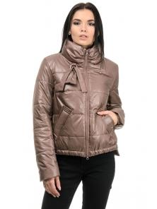 Куртка демисезонная «Джэйн», 42-48, арт.278 орех