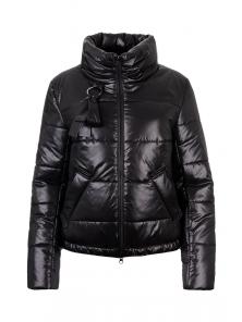 Куртка демисезонная «Джэйн», 42-48, арт.278 черный