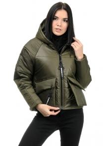 Демисезонная куртка «Фима», 42-48, арт.279 хаки