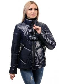 Куртка демисезонная «Ромби», 44-50, арт.284 синий