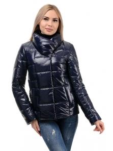 Куртка демисезонная «Лорен», 42-48, арт.285 синий