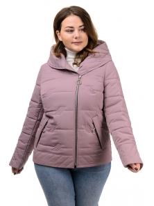 Куртка «Агата», 50-56, арт.286 лиловый