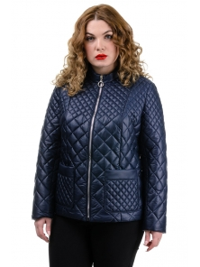 Куртка «Виктория», 50-56, арт.292 синий