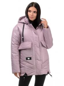 Куртка «Элла», 42-48, арт.300 пудра