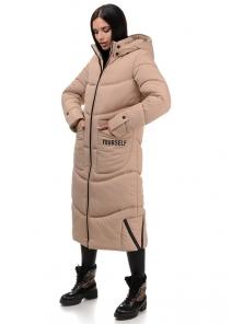 Пальто «Дести», 42-50, арт.303 беж