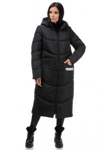 Пальто «Дести», 42-50, арт.303 черный