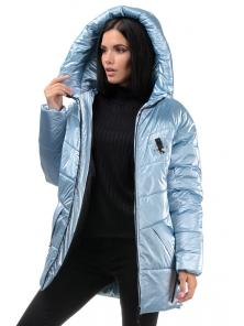 Куртка «Доминика», 42-46, арт.305 голубой