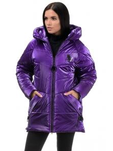 Куртка «Доминика», 42-46, арт.305 фиолет