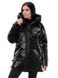 Куртка «Доминика», 42-46, арт.305 черный