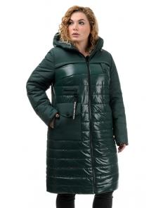 Пальто «Морган», 50-56, арт.306 зеленый