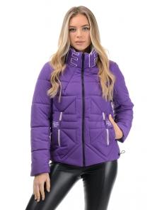 Куртка «Тайма», 44-50, арт.324 фиолет