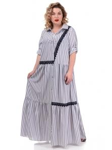 7746deca4ead0c Купить платье большого размера недорого, женские платья больших ...