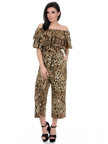 Комбинезон «Анжела», р-ры S-L, арт.367 леопард