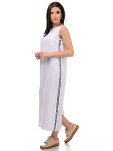 Платье «Дэниз», р-ры S-ХL, арт.376 белый