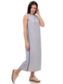 Платье «Дэниз», р-ры S-ХL, арт.376 серый