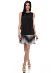 Платье «Алсу», р-ры S-L, арт.380 черный
