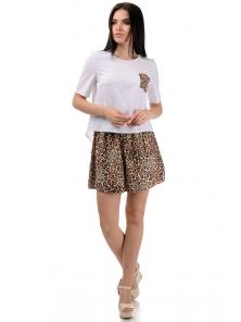 Костюм «Джейн», р-ры ХS-М, арт.381 леопард